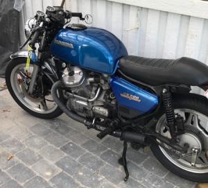 HONDA Cx 500 til salg på mc.dk