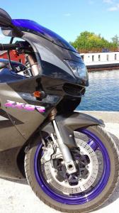 Kawasaki  Zx 900 Ninja til salg på mc.dk